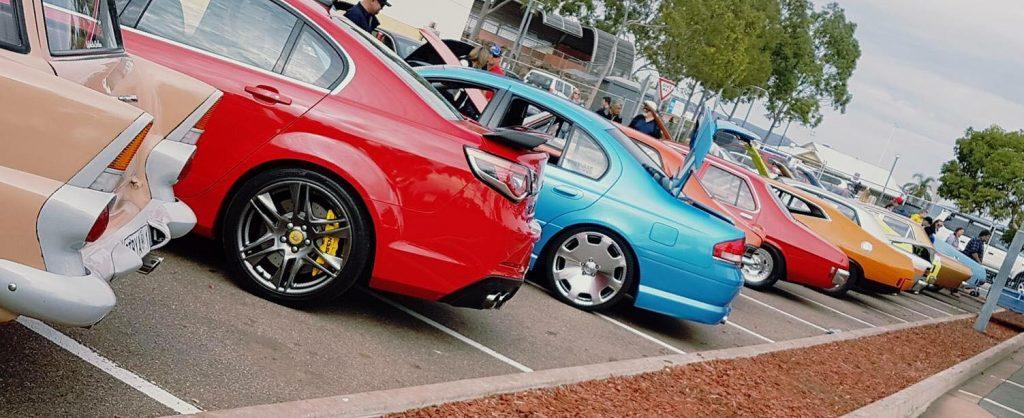 NDMA-cars-lined-up